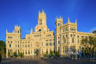 ES01183 Cybele Palace, Madrid, Spain
