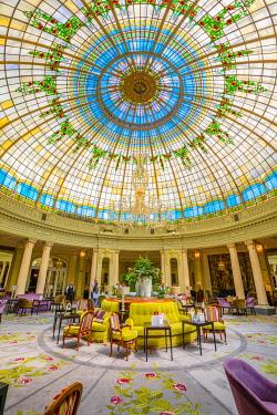 ES01199 La Rotonda Restaurant, Westin Palace Hotel, Madrid, Spain