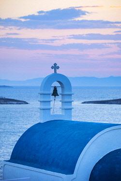 GR08357 Greek Orthodox chapel, Mykonos Town, Mykonos, Cyclade Islands, Greece