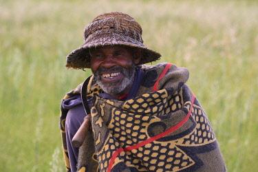 LES1208AW Lesotho, local farmer