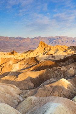 USA14543AWRF Zabriskie Point, Death Valley National Park, California, USA