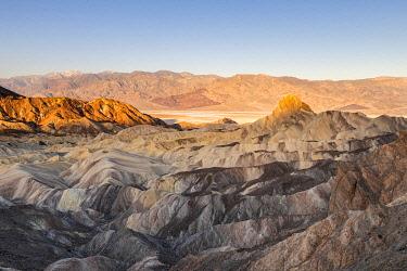 USA14536AW Zabriskie Point, Death Valley National Park, California, USA