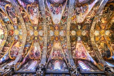 SPA9402AW Church of Sant Nicolas, Valencia, Comunidad Valenciana, Spain