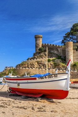 SPA9451AW Tossa de Mar, Costa Brava, Catalonia, Spain