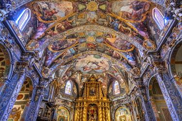SPA9460AW Church of Sant Nicolas, Valencia, Comunidad Valenciana, Spain