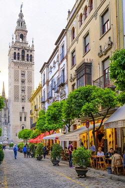 SPA9500AW Spain, Andalusia, Seville, Catedral de Sevilla, UNESCO World Heritage Site