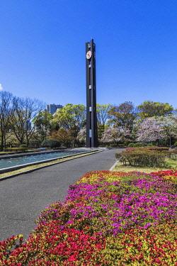 TPX69921 Japan, Honshu, Tokyo, Japanese National Diet (Parliament) Building, The Diet Front Park