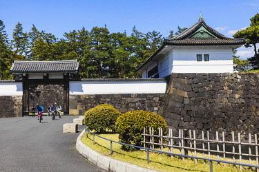 TPX69940 Japan, Honshu, Tokyo, Hibiya, Imperial Palace, Sakuradamon Gate