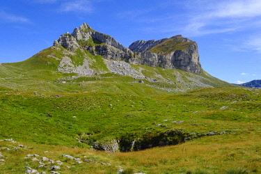 IBXMAN04826076 Sedlo Mountain, Durmitor Massif, Durmitor National Park, Zabljak Province, Montenegro, Europe
