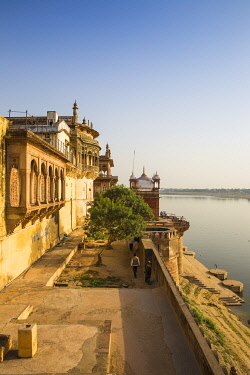 IN08483 India, Uttar Pradesh, Varanasi, Ramnagar Fort