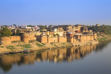 IN08538 India, Uttar Pradesh, Varanasi, Ramnagar Fort