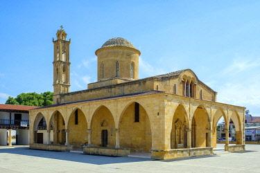 CYP0068AWRF Agios Mamas Church in Morphou (Güzelyurt), Nicosia District (Güzelyurt District), Cyprus (Northern Cyprus).