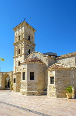CYP0081AW Church of Saint Lazarus, Greek Orthodox Church named after Lazarus of Bethany, Larnaca, Larnaca District, Cyprus.greek