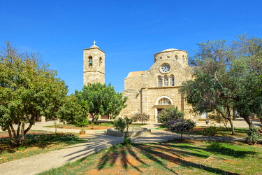 CYP0102AW St Barnabas Monastery and Icon Museum, Tuzla, Famagusta (Gazimagusa),Cyprus (Northern Cyprus).