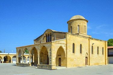 CYP0144AW Agios Mamas Church in Morphou (Güzelyurt), Nicosia District (Güzelyurt District), Cyprus (Northern Cyprus).