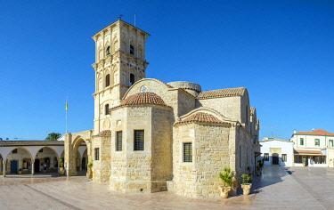 CYP0170AW Church of Saint Lazarus, Greek Orthodox Church named after Lazarus of Bethany, Larnaca, Larnaca District, Cyprus.greek