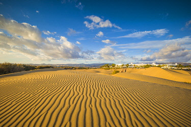 ES09437 Spain, Canary Islands, Gran Canaria Island, Maspalomas, Maspalomas Dunes National Park