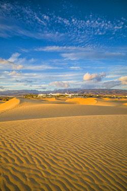 ES09440 Spain, Canary Islands, Gran Canaria Island, Maspalomas, Maspalomas Dunes National Park