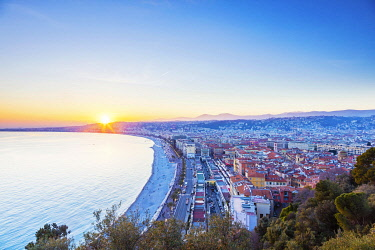 FRA11538 France. French Riviera. Nice