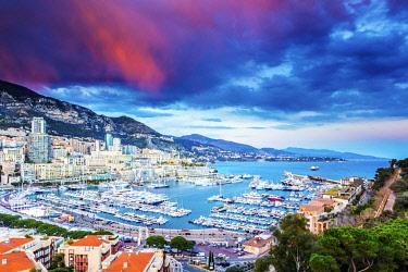 FRA11580 Monaco. Principality of Monaco. Monte Carlo.
