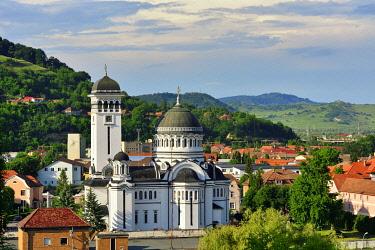 ROM1579AW Holy Trinity Church (Biserica Sfânta Treime). Sighisoara, Transylvania. Romania