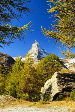 SWI8402AW Matterhorn, Zermatt, Valais Region, Switzerland