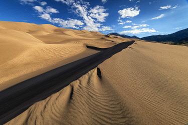 USA14693AW Great Sand Dunes National Park, Colorado, USA