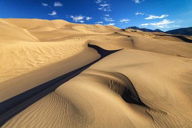 USA14695AW Great Sand Dunes National Park, Colorado, USA