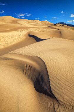 USA14696AW Great Sand Dunes National Park, Colorado, USA