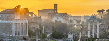 IT01897 Italy, Lazio, Rome, Forum