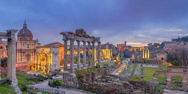 IT01899 Italy, Lazio, Rome, Forum