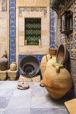 TU02018 Tunisia, Sousse, Madina, Dar Essid Museum