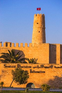 TU02041 Tunisia, Monastir, Fort