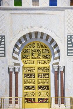 TU02055 Tunisia, Monastir, Bourguiba mausoleum