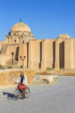 TU02175 Tunisia, Kairouan, Great Mosque