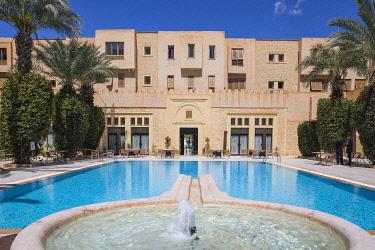 TU02181 Tunisia, Kairouan, Hotel La Kasbah