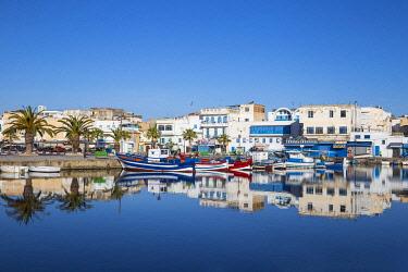 TU02246 Tunisia, Bizerte, The Old Port
