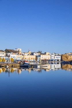 TU02247 Tunisia, Bizerte, The old port