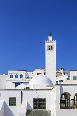 TU02356 Tunisia, Sidi Bou Said, Sidi Bou Said Mosque