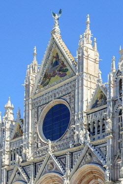 ITA14683AW Duomo di Siena (Siena Cathedral), UNESCO World Heritage Site, Siena, Tuscany, Italy, Europe.