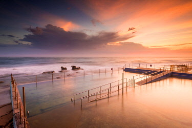 AUS3512AW The Entrance ocean baths. The Entrance, Central Coast, New South Wales, Australia
