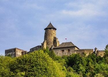 SLV1546AWRF Castle in Stara Lubovna, Presov Region, Slovakia