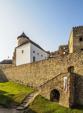 SLV1540AW Castle in Stara Lubovna, Presov Region, Slovakia