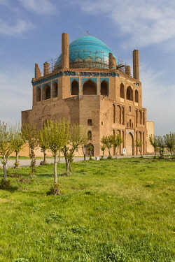 IR029RF Dome of Soltaniyeh, 1313, Soltaniyeh, Abhar County, Zanjan Province, Iran