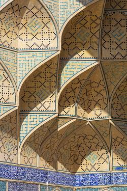 IR031RF Jameh Mosque, Isfahan, Isfahan Province, Iran