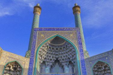 IR033RF Shah Mosque, Naghsh-e Jahan Square, Isfahan, Isfahan Province, Iran