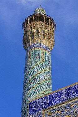IR034RF Shah Mosque, Naghsh-e Jahan Square, Isfahan, Isfahan Province, Iran