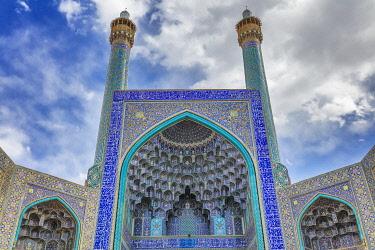 IR037RF Shah Mosque, Isfahan, Isfahan Province, Iran