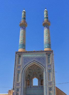 IR039RF Jame Mosque, Yazd, Yazd Province, Iran