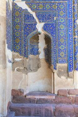 IR01360 Blue mosque, 1465, Tabriz, East Azerbaijan province, Iran